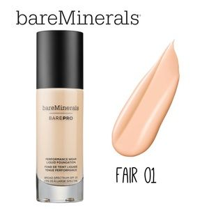 BARE MINERALS BarePro 24 HR Foundation-Fair